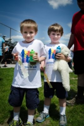 Mark Your Calendar for the 3rd Annual Autism Walk