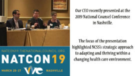 NCSS Presents at the National Counsel Conference!