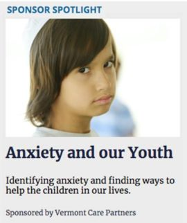 Anxiety and our Youth – Identifying anxiety and finding ways to help the children in our lives.