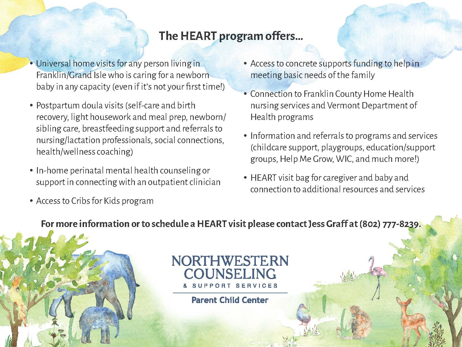 HEART Program | Family Counseling & Therapy Services | Child Support ...