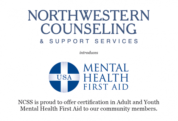 Mental Health First Aid About Our Counseling Services Family